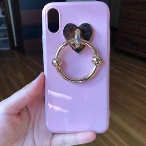 Creepyyeha iPhone X case